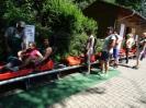Tagesausfahrt mit Kindern aus Odessa